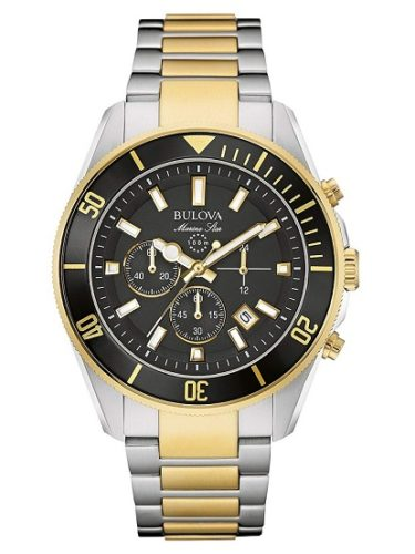 Bulova 98B249 Marine Star Two Tone