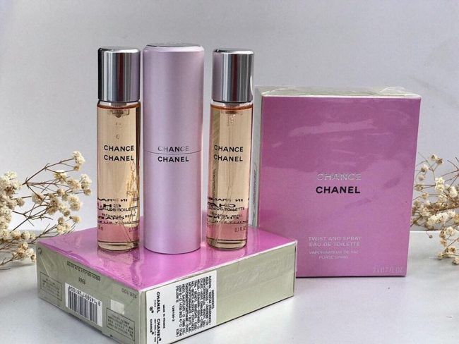 Chanel Chance Vang EDT