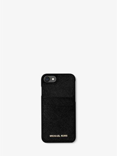 Ốp điện thoại Michael Kors màu đen cho iPhone 7/8