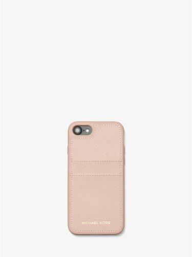 Ốp điện thoại Michael Kors màu hồng cho cho iPhone 7/8