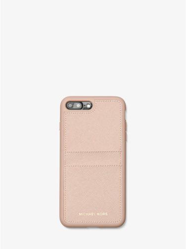 Ốp điện thoại Michael Kors vàng hồng cho iPhone 7/8 Plus