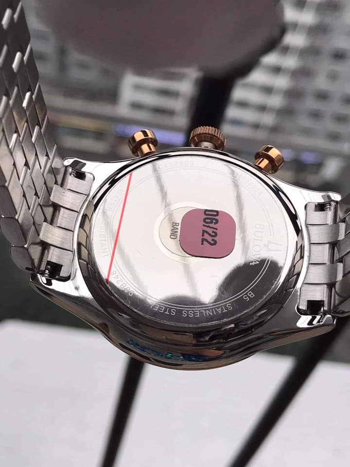 ulova Chronograph 98B248