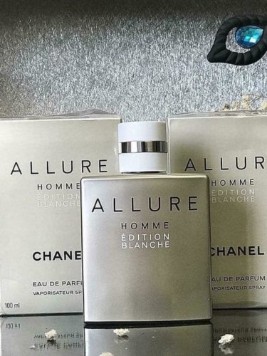 Chanel Allure Homme Edition Blanche EDP 100ml 1