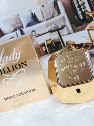Paco Rabane Lady Million Edp 80ml