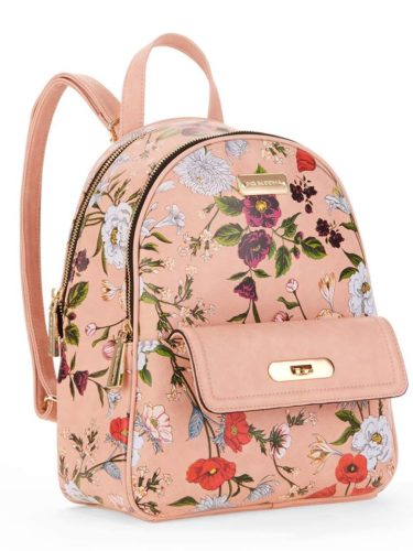 Big Buddha Floral Backpack 1 2
