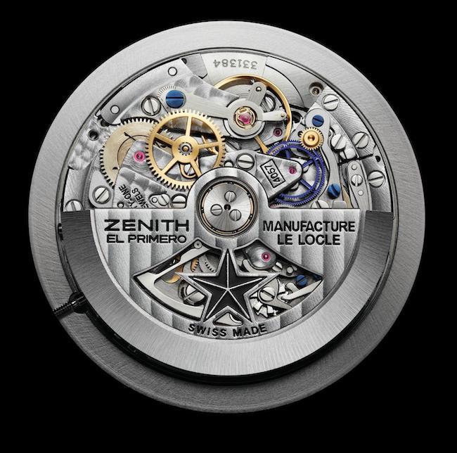 bo may El Primero cua Zenith